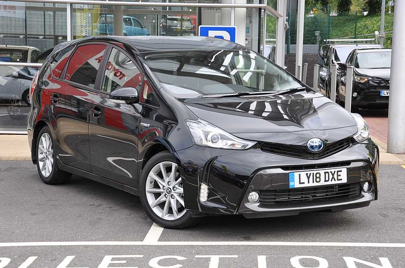 Toyota Prius + Excel 1.8 Hybrid 7 Seats with Navigation