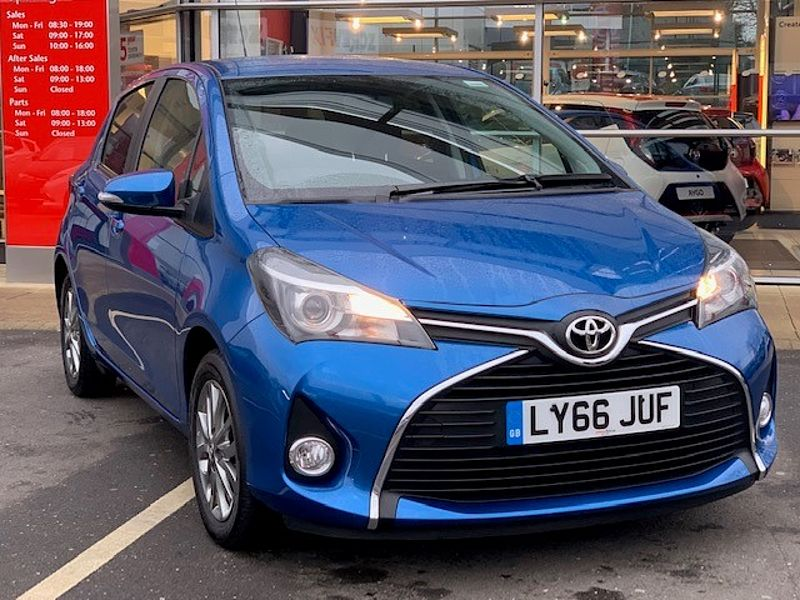 Toyota Yaris 1.33 Icon 5-Dr Automatic